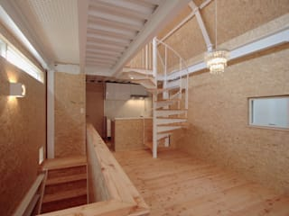 アービア設計事務所의  거실