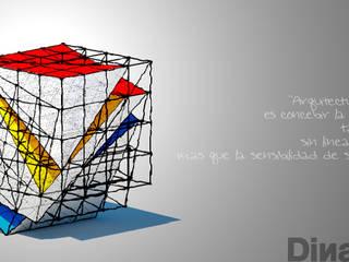 Dinamic.arquitectos Casas modernas de Dinamic Arquitectos Moderno