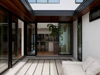CONCEPT HOUSE: yuukistyle 友紀建築工房が手掛けたベランダです。