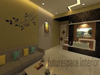 Residence Interiors Eclectic style dining room by Future Space Interior Eclectic