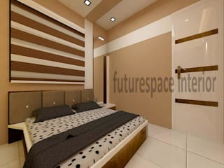 Residence Interiors Classic style bedroom by Future Space Interior Classic