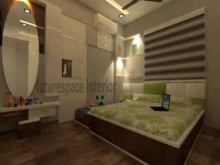 Minimalistische Schlafzimmer von Future Space Interior Minimalistisch