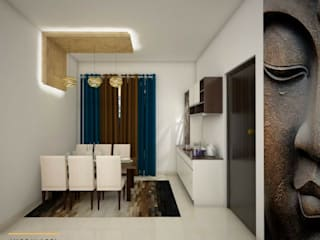 residential Interiors:   by Modulart