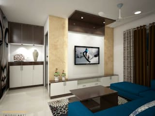 residential Interiors:  Dining room by Modulart