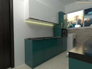 residential Interiors Classic style kitchen by Modulart Classic