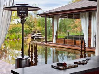 Balcones y terrazas de estilo ecléctico de AMG project Ecléctico
