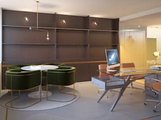 Inêz Fino Interiors, LDA Office buildings