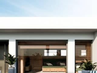 Balcones y terrazas de estilo industrial de Inêz Fino Interiors, LDA Industrial