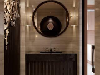 Baños de estilo ecléctico de Inêz Fino Interiors, LDA Ecléctico