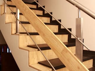 Residence Interiors:  Stairs by pentagram architects