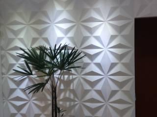 Moderne kantoorgebouwen van MAGEN | Revestimentos Cimentícios Modern