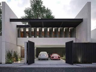 Arquitectura y Construcción Casas modernas de INNOVA Arquitectura y Construccion Moderno