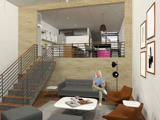 de style  par Arquitecto Rafael Balbi , Moderne