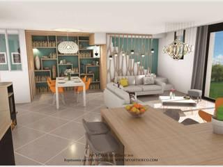 construction maison:  de style  par Art's Déco val d'oise