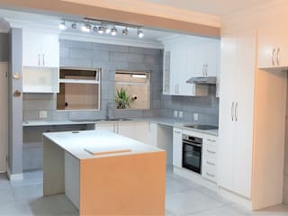 Zingana Kitchens and Cabinetry Built-in kitchens White