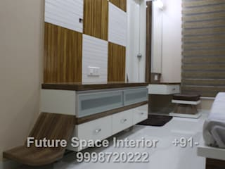 Residential Interiors Scandinavian style dressing room by Future Space Interior Scandinavian