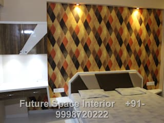 Residential Interiors Tropical style walls & floors by Future Space Interior Tropical