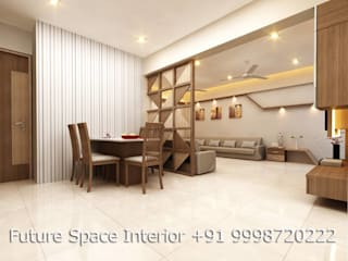 Residential Interiors:  Dining room by Future Space Interior