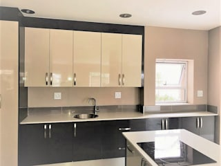 by Zingana Kitchens and Cabinetry Modern