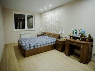 Ремонт квартиры 67 квм Спальня в классическом стиле от Группа RCI Классический