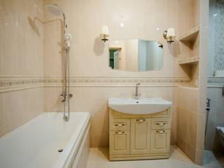 Ремонт квартиры 67 квм Ванная в классическом стиле от Группа RCI Классический