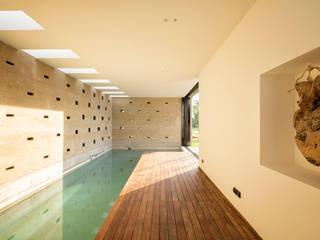Modern Pool by Taller Tlaiye Modern