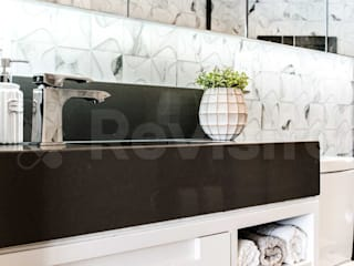 Revisite Modern bathroom