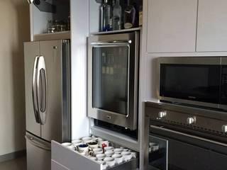 Cocinas:  de estilo  por luxus cusine design