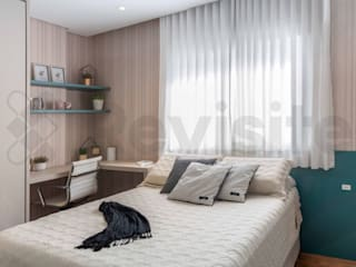 Revisite Modern style bedroom