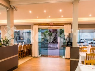 Rede Bokão Restaurante Revisite Espaços gastronômicos modernos