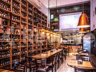 Revisite Bar & Klub Gaya Rustic