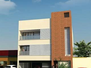 Habitacional Casas modernas de De Arco Arquitectos Moderno