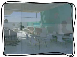 MALDITO BAR Bares y clubs de estilo moderno de Granada Design Moderno
