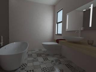 REMODELACION BAÑO Baños modernos de Granada Design Moderno