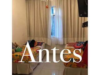 Modern nursery/kids room by ARQUITETURA - Camila Fleck Modern