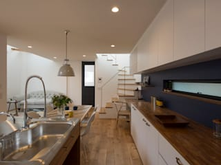 yuukistyle 友紀建築工房 Built-in kitchens
