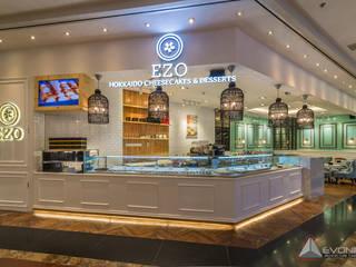 EZO Cheesecakes Bakery - Mall Taman Anggrek Gastronomi Klasik Oleh Evonil Architecture Klasik