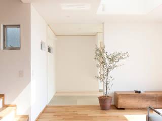 PROSPECT モダンデザインの リビング の yuukistyle 友紀建築工房 モダン