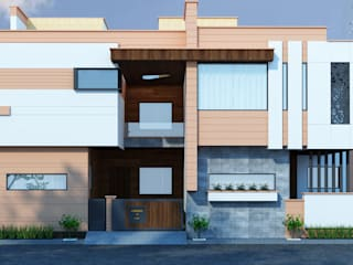 RAVI - NUPUR ARCHITECTS White