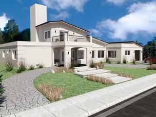 Vivienda Casas clásicas de VI Arquitectura & Dis. Interior Clásico