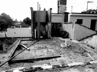Remodelacion y Recuperacion de una Terraza de VI Arquitectura & Dis. Interior Moderno