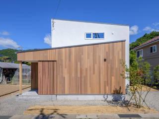 O-house: アトリエくらが手掛けた一戸建て住宅です。