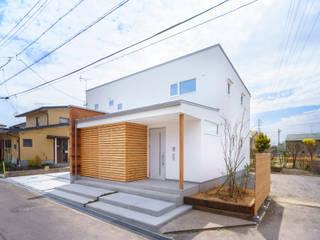 K-house: アトリエくらが手掛けた一戸建て住宅です。