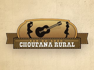 Choupana Rural - Bar do Adão: Bares e clubes  por Arquiteto e Urbanista Ricardo Pereira Macedo