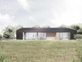 Villa DPM:  Villa door Bruusk