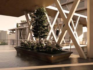 Elaboração de trabalhos académicos no âmbito de arquitetura por Fábrica das Perspetivas