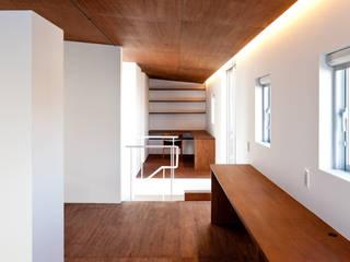 n house オリジナルデザインの 子供部屋 の Takeru Shoji Architects.Co.,Ltd オリジナル