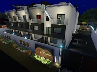Sky Villas Development Botswana A&L 3D Specialists