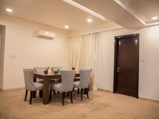 Aurum Csheme Modern dining room by Studio Fifi Modern