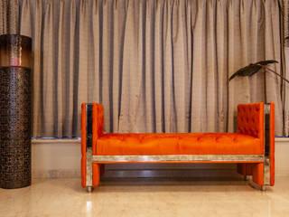 Tahnee Heights Modern living room by Studio Fifi Modern
